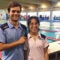 Mercedes Rodriguez  natación adaptada