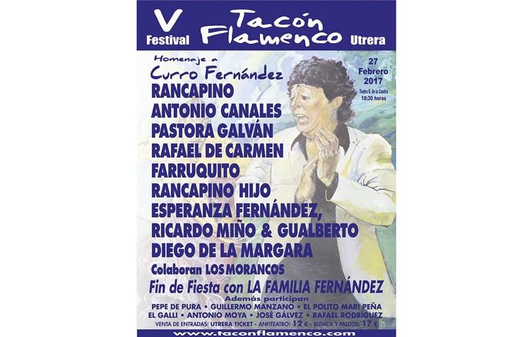 El homenaje a Curro Fernández cuelga el cartel de «no hay entradas»