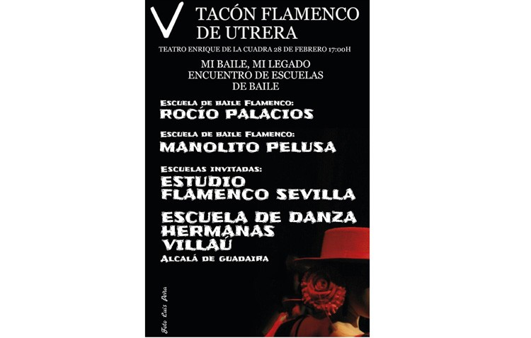 El «Tacón Flamenco» llega a su fin con un encuentro de escuelas de baile