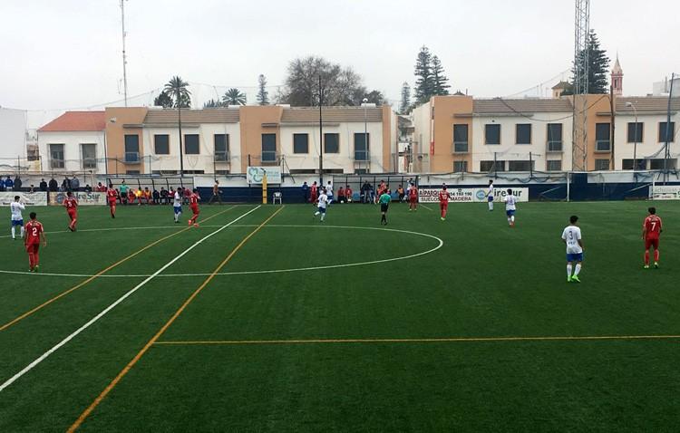 CASTILLEJA C.F. 0 – 1 C.D. UTRERA: Ansiada victoria