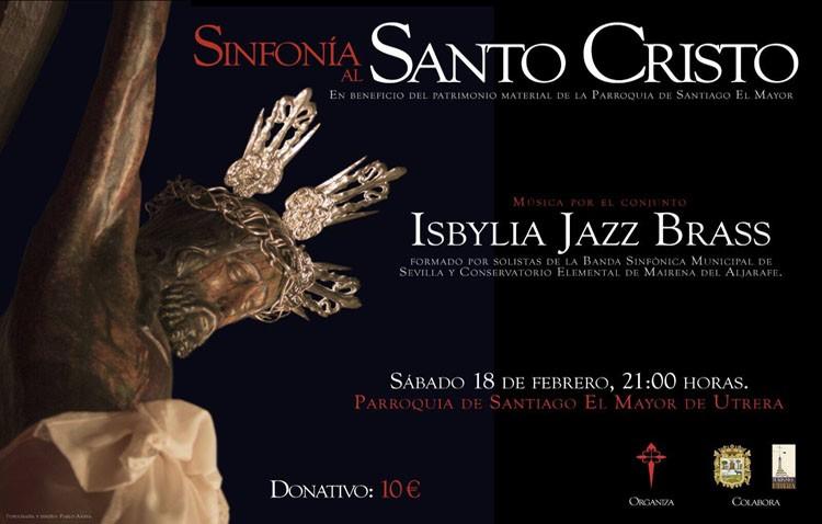Un concierto para rendir homenaje al Cristo de Santiago