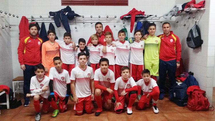 La selección de fútbol «Ciudad de Utrera» se mete en la final de la Copa Covap