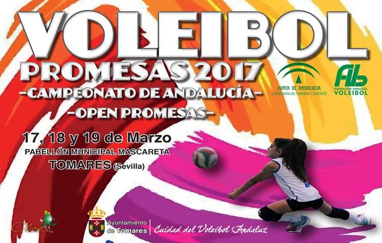 El Club Voleibol Utrera, en el campeonato de Andalucía y en el Open Promesas
