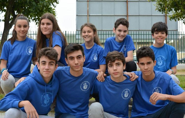 La Escuela de Orientación utrerana se clasifica para el Campeonato de Andalucía