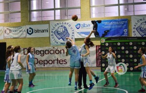 Junior baloncesto