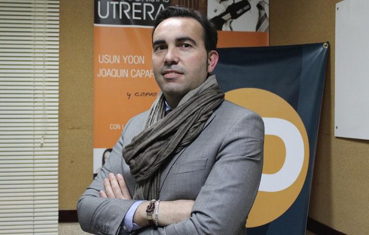 El C.D. Utrera renueva dos años más a su técnico Miguel Ángel Montoya