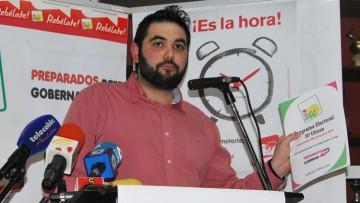 El coordinador provincial de IU «habría dimitido» como concejal en el caso de Carlos Guirao
