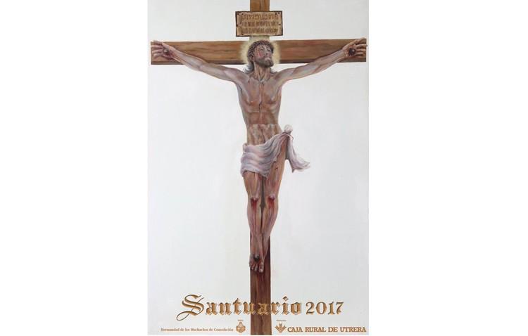 El Cristo del Perdón protagoniza el cartel «Santuario»
