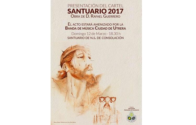 Concierto de la banda «Ciudad de Utrera» y presentación del cartel «Santuario»