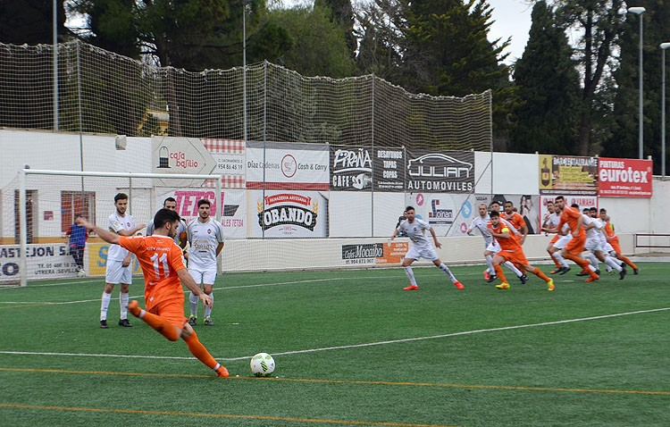 C.D. UTRERA 0 – 1 ALGECIRAS C.F.: El equipo algecireño invade la fortaleza utrera