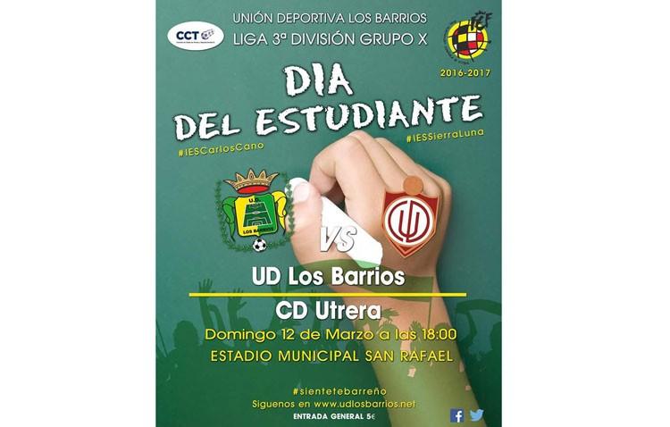 U.D. LOS BARRIOS – C.D. UTRERA: Lucha por asegurarse la permanencia