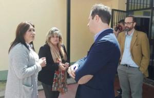 ceip al-andalus - la mulata visita delegada educacion 1