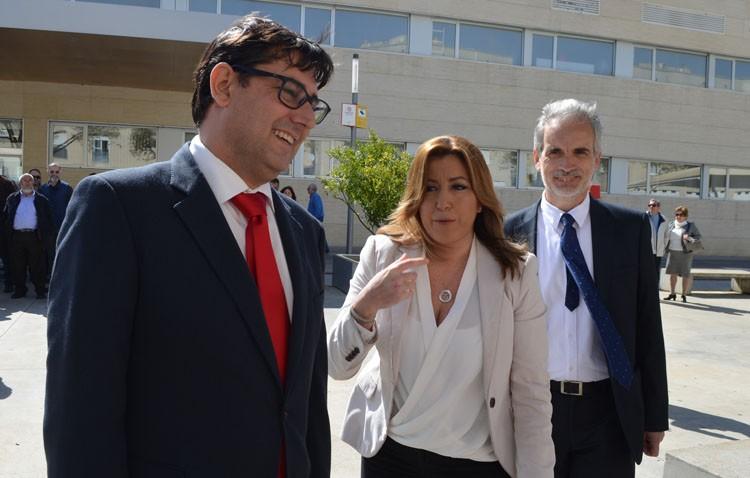 El PA acusa a Susana Díaz y a José María Villalobos de «seguir mintiendo» sobre el futuro colegio de La Mulata