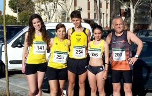 deporteando y club atletismo - 3000 viviendas