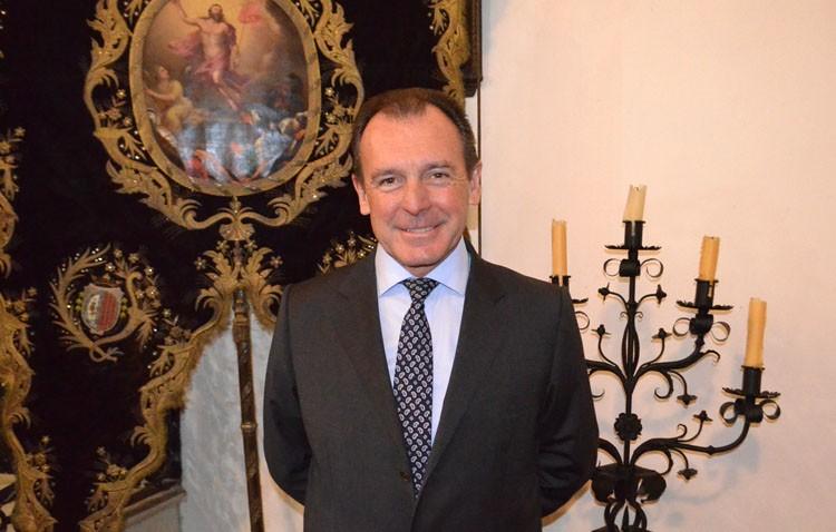 Ernesto Sanguino pregona la Semana Santa de Utrera