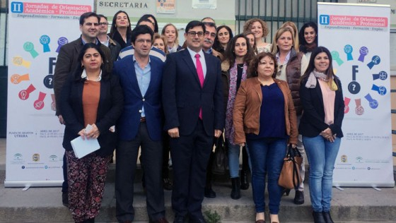Utrera celebra sus segundas Jornadas de Orientación Académico-Profesional