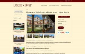 monasterio de consolacion - venta
