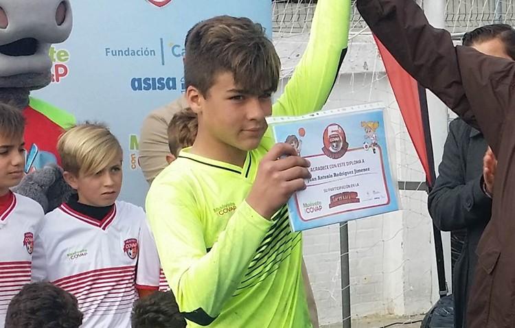 José Antonio Rodríguez, objeto de deseo de clubes como el Sevilla F.C. y el Real Betis