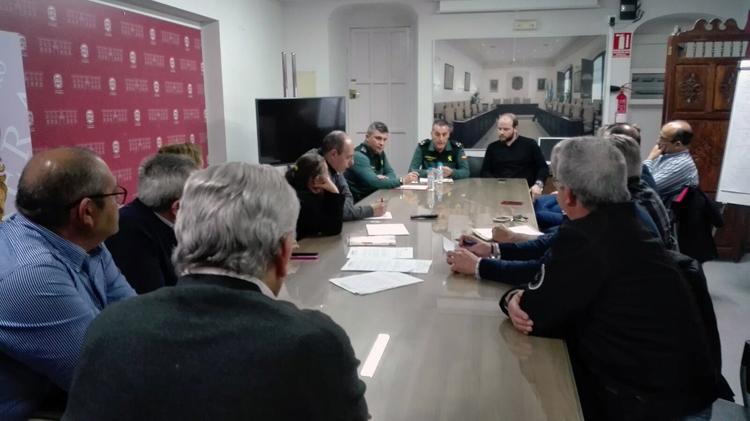 El PA denuncia que Campanario no invitó a la Policía Local a la celebración de una reunión sobre los problemas de seguridad