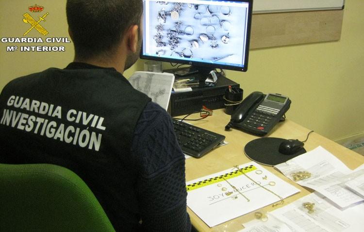 Desmantelada una peligrosa organización tras asaltar 26 chalets en ciudades como Utrera