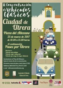 vehiculos clasicos concentracion 2017 cartel 1
