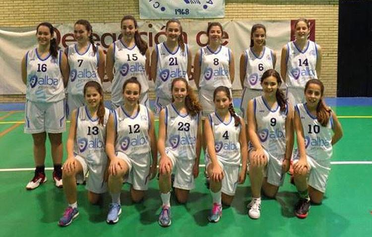 El C.B. Utrera listo para el Campeonato de Andalucía Cadete Femenino