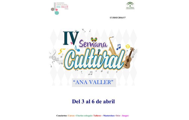 Semana cultural en el conservatorio de música de Utrera
