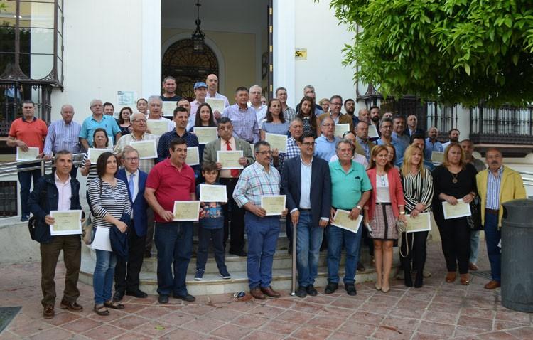 Un premio para los 200 mejores donantes de sangre en una Utrera por debajo de la media