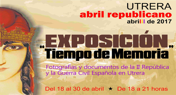 La plataforma «Construyendo DeDpública» inaugura la exposición «Tiempo de memoria»
