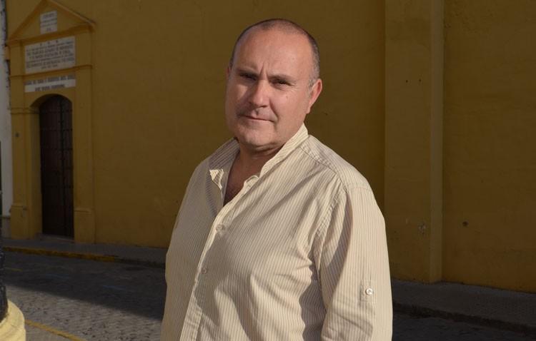 Juan Ramón Marín Olivares, un utrerano como maître en banquetes en el hotel Alfonso XIII