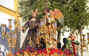 El Señor Orando en el Huerto