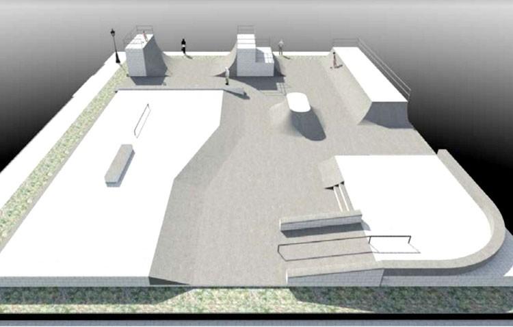 La Coduva rechaza la instalación de la pista de patinaje en su barriada
