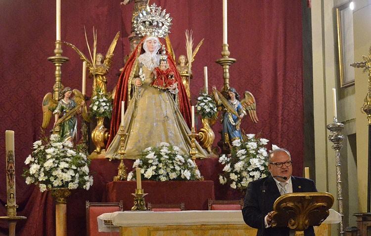 Un pregón de sentimientos y vivencias para cantar las Glorias de María (IMÁGENES Y AUDIO)