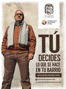 Miguel Caro protagoniza la campaña publicitaria