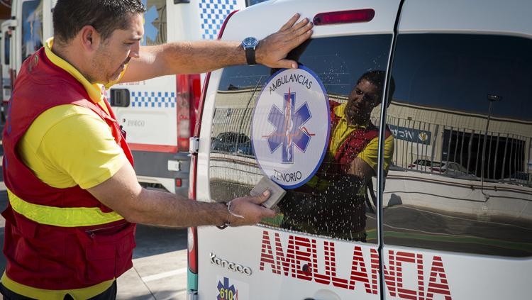 Ambulancias Tenorio será la encargada de dar el servicio de transporte sanitario del Hospital de Alta Resolución de Lebrija