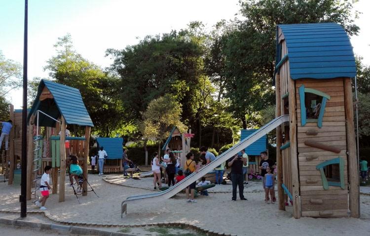 El PA denuncia la «falta de seguridad y de información» en la «ciudad de los niños»