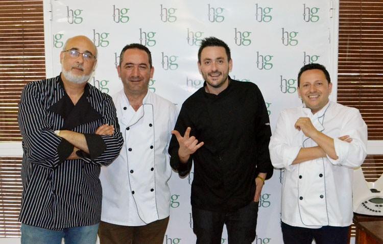 «MasterChef» y Díaz Cadenas, unidos gracias a la hermandad gastronómica de Utrera