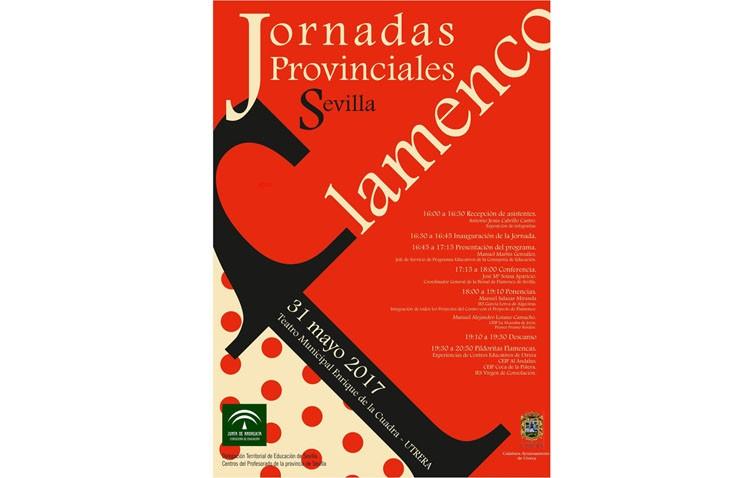 Utrera acoge una jornada provincial de flamenco y educación