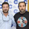 José Manuel Ruiz y Adelaido Martín