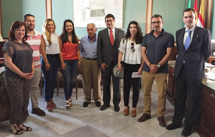 Media decena de empresas locales patrocinarán la novillada de Canal Sur Televisión