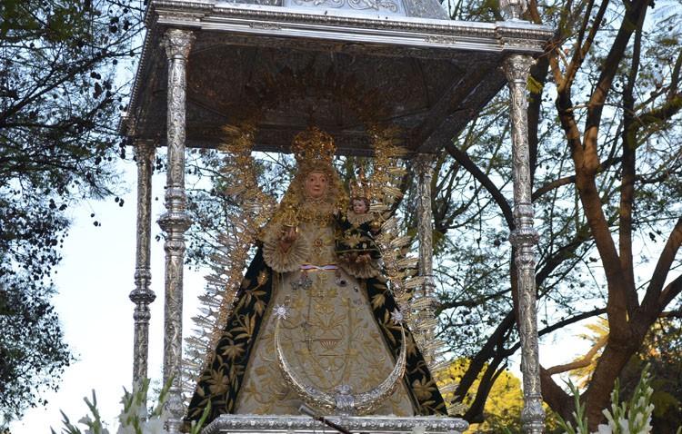 Utrera se prepara para recordar la coronación canónica de la Virgen de Consolación
