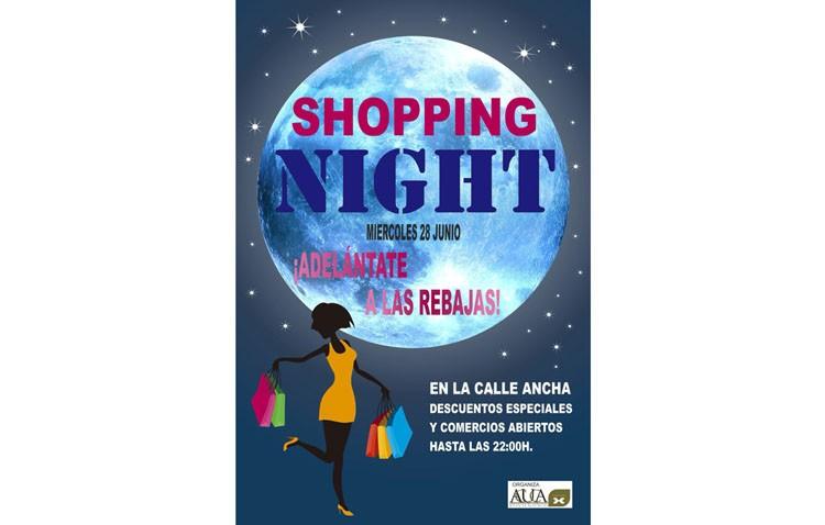 Los comercios de la calle Virgen de Consolación celebran su «Shopping night» este miércoles
