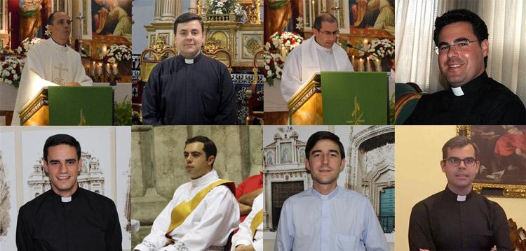 El arzobispo anuncia varios cambios sacerdotales para la Iglesia de Utrera
