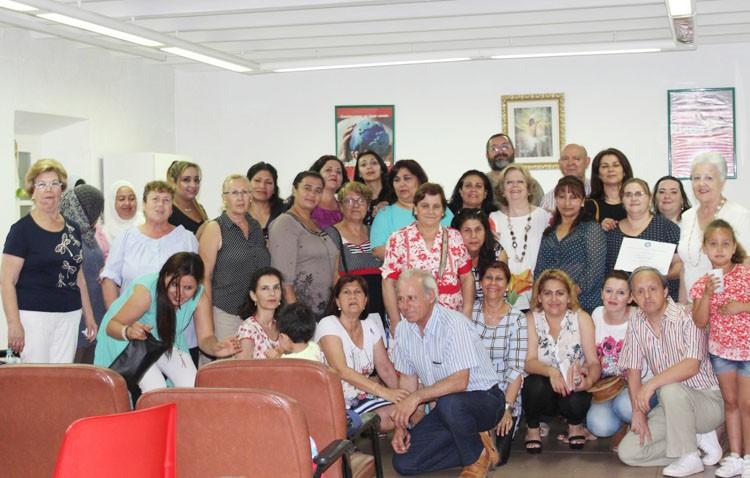 Cáritas de Santiago clausura sus talleres anuales