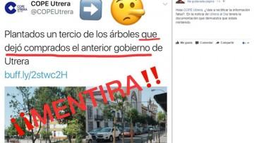 Carlos Guirao falsea la realidad para acusar a Utrera Digital y COPE Utrera de mentir