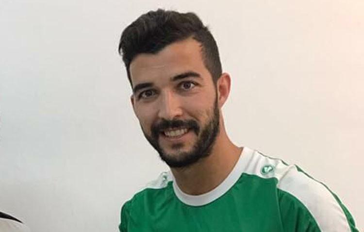 Enrique Carreño, nuevo refuerzo para la delantera del C.D. Utrera