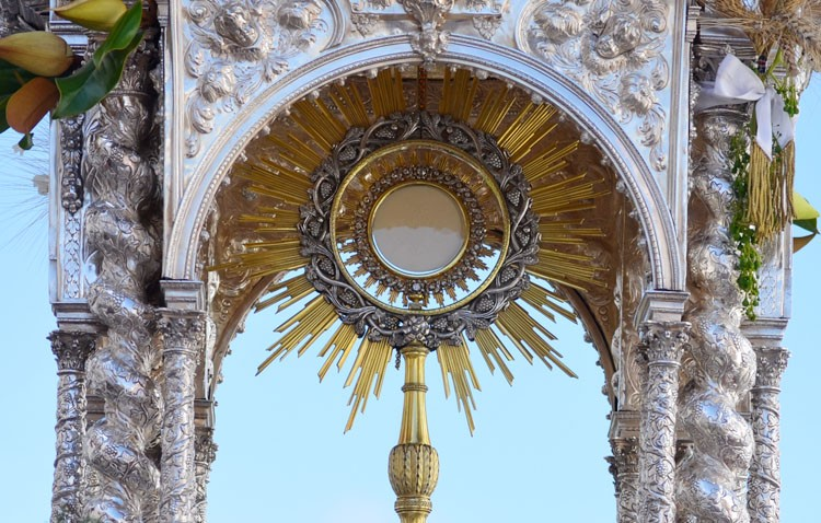 Jornada de Corpus Christi con cambios en Utrera