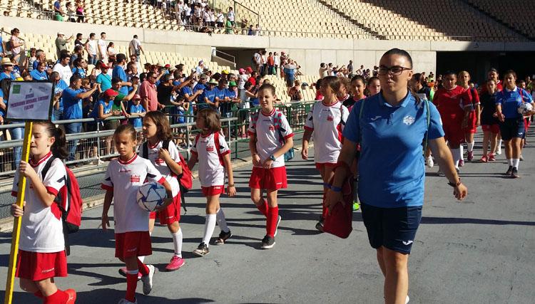 Amplia representación utrerana en los Juegos Deportivos Provinciales de fútbol 7