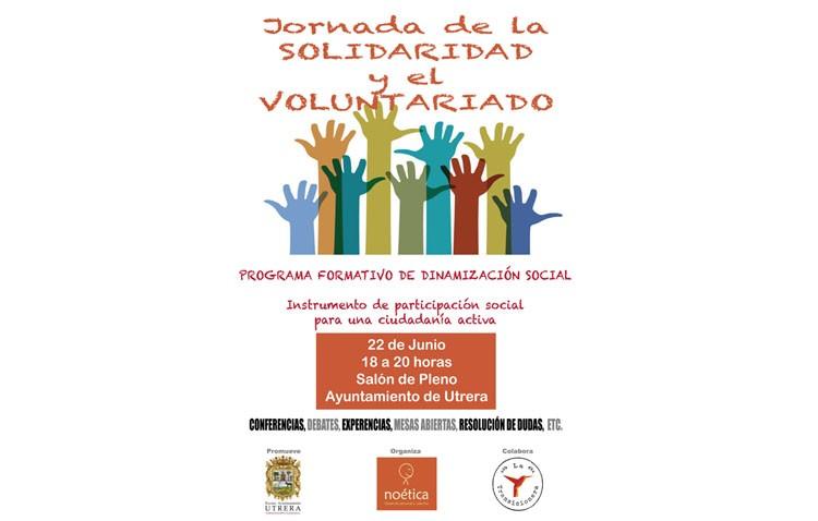Jornada sobre voluntariado y solidaridad