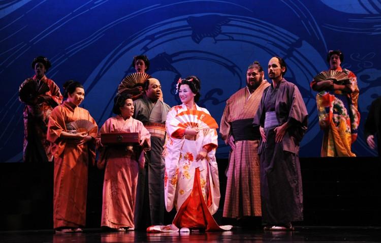 Utrera podrá seguir en directo la ópera «Madama Buterfly» desde el Teatro Real de Madrid gracias a Endesa